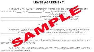 residential lease agreement template lawyers legal forms and