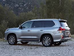 2016 Lexus Lx570 Revealed Pakwheels Blog