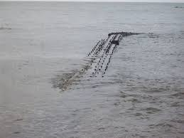 Lake Michigan Shipwrecks Map by Panoramio Photo Of Mears Shipwreck At Ausable Point Lake Huron