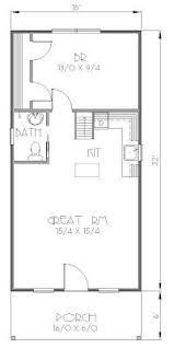 16x40 lofted cabin floor plans homes zone 300 sf house plans search remodel cabin and