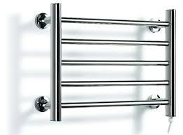 Small Radiators For Bathrooms - bathroom stylish heated towel bar for bathroom furniture ideas