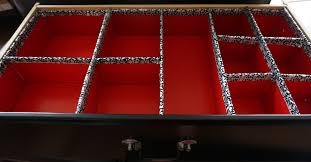 we love cozy homes diy project make your own drawer organizer an error occurred
