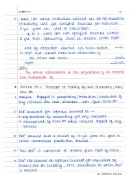 compact handwritten book final direct tax case laws bhanwar borana