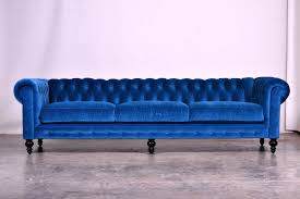 blue chesterfield sofa the comfortable company cococo como cyan chesterfield the