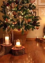 last minute christmas mini tree in a pot