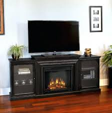 tv stand white gas fireplace tv stand 66 amazing electric