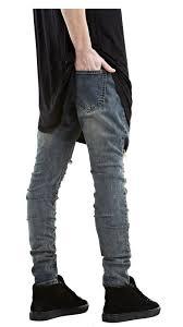 Mens Destroyed Skinny Jeans Mens Destroyed Skinny Jeans Jeans To