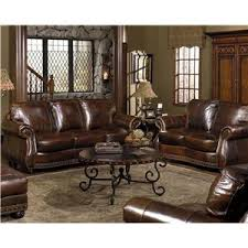 Chesterfield Sofa Usa Usa Premium Leather Olinde S Furniture Baton And