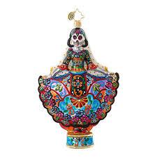 christopher radko ornaments radko halloween la novia muerta 1018719