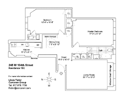 sex and the city floor plan sex and the city star closes on upper west side pad manhattan news