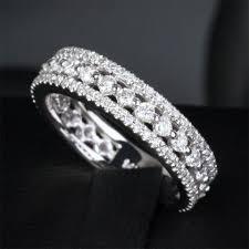 Wedding Rings Diamond by Brilliant Diamond Wedding Bands Bingefashion