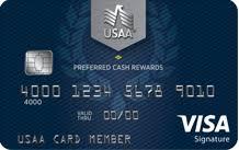 usaa visa credit cards usaa