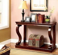 Cherry Wood Sofa Table Furniture Of America Cherry Wood Sofa Table Secret Systems