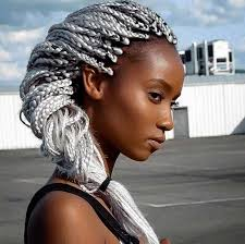 looking for black hair braid styles for grey hair 55 trendy the different box braids artificial hairstyles 2017