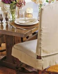 Knowing How To Make Dining Chair Slipcover Beautiful Dining Room - Dining room chair slipcovers with arms