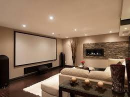 media room lighting ideas home theatre theater traditional with recessed lighting regard to