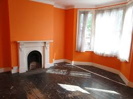 Master Bedroom Ideas With Fireplace Interesting Orange Master Bedroom Renovation Ideas With Orange