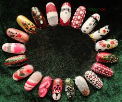 nail art designs flowynails