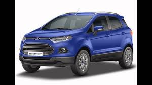 2016 ford ecosport kinetic blue youtube