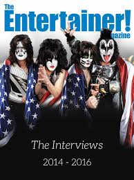 the entertainer special edition the interviews 2014 2016 by