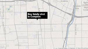 Gang Map Los Angeles by Boy 16 Fatally Shot After Crossing Out Gang Graffiti In Compton