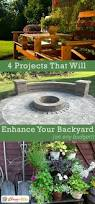 4 projects to enhance your backyard on any budget backyard