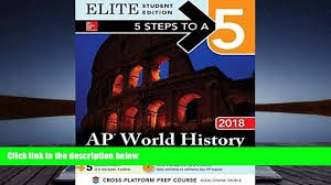 audiobook 5 steps to a 5 ap world history 2018 elite satudent