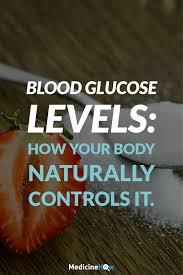 glucose cuisine blood sugar in the
