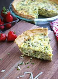 quiche cuisine az roasted broccoli and swiss quiche
