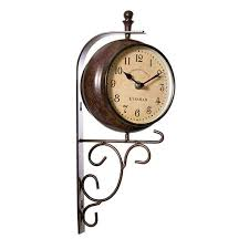 26 best best two sided outdoor clocks images on pinterest