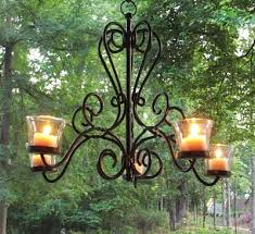 Candle Holder Chandeliers 17 Candle Ideas To Add To Your Garden Garden Club