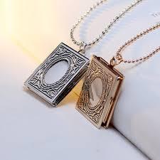Personalized Photo Locket Necklace Popular Gold Locket Engraved Buy Cheap Gold Locket Engraved Lots
