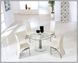 Round Glass Top Dining Table Set Round Glass Top Dining Table U2013 Ufc200live Co