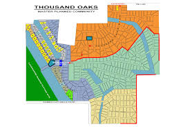thousand oaks master planned u0026 gated community three water ski