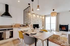 cuisine appartement myhomedesign a fait de ce 3 pièces en vefa un appartement chic et