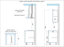 norme hauteur plan de travail cuisine hauteur meuble cuisine 2017 et hauteur plan de travail salle bain
