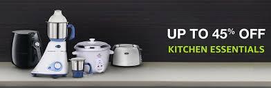 amazon kitchen appliances amazon kitchen appliances sale 2017 get upto 45 off on kitchen