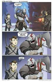 Meme God - 13 god of war memes that are mighty cool in 2018 playstation universe
