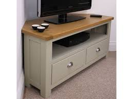 ebay tv cabinets oak grey painted oak corner tv unit oak city