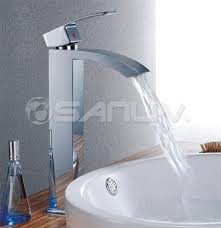 tall vessel filler bathroom sink faucet 28319 single handle