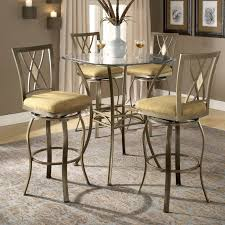 Bar Stool Table Sets Darby Home Co Dallas Bar Height Bistro Table Set U0026 Reviews Wayfair