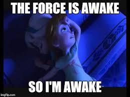 Star Wars Disney Meme - disney meme frozen star wars jpg 480纓360 pixels inspiration