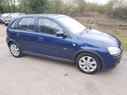 2005 vauxhall corsa 1 2 80 sxi 16v petrol manual 5 door s h 12