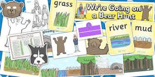 going on a bear hunt coloring pages we u0027re going on a bear hunt activities and games page 1