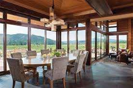 modern log home interiors modern log and timber frame homes and plans by precisioncraft