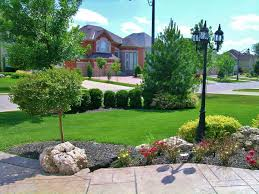 Rancher Style Homes by On Pinterest Front Yard For Ranch Style Homes Home Rock Front