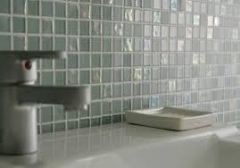 glass bathroom tiles ideas bathroom glass tile backsplash leandrocortese info
