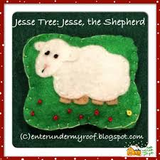 tree ornaments the shepherd of obed faith and