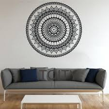 wall ideas mandala wall art australia mandala wall art wood