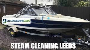 Marine Upholstery Cleaner How To Clean Boat Boat Steam Cleaning Boats Valeting Boats